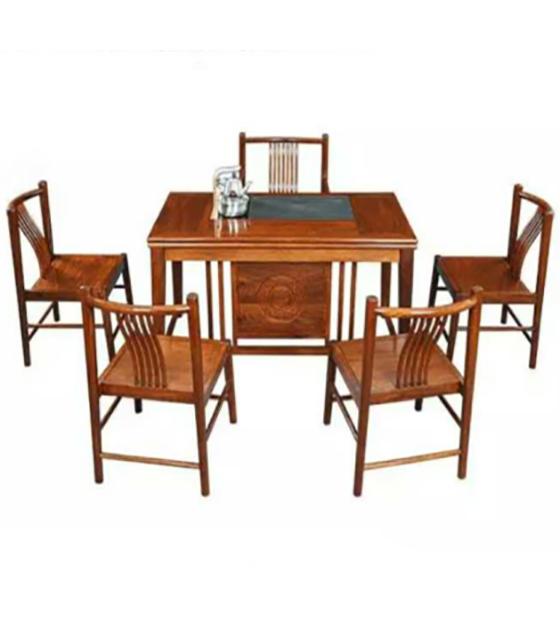 出类拔萃红木茶桌