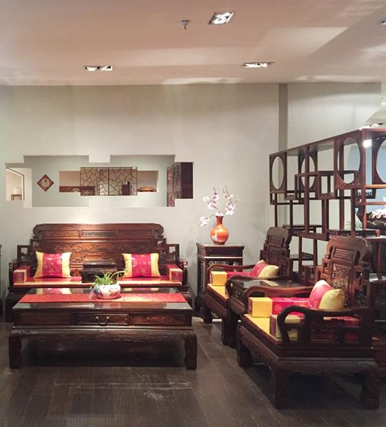 云南红木商场