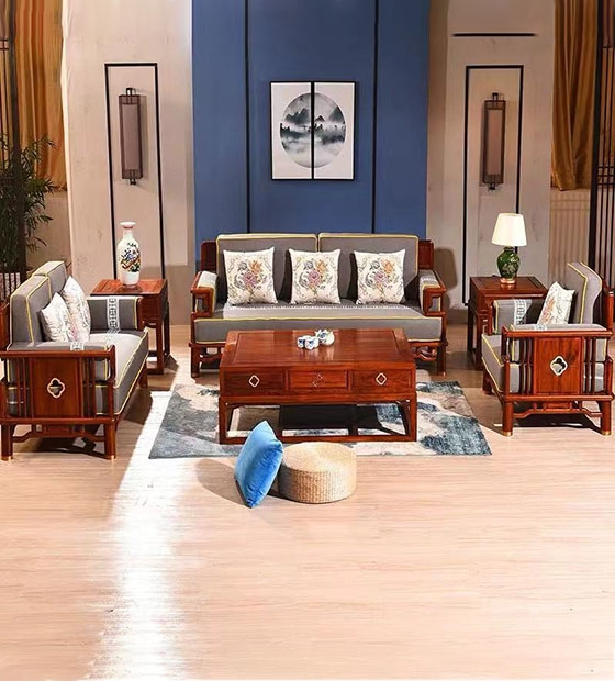 昆明红木沙发
