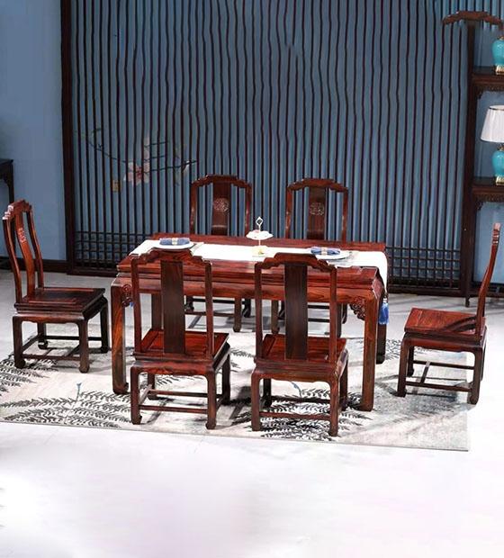 定制红木餐桌