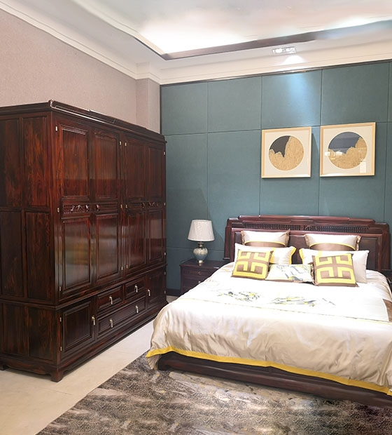 卧房红木家具
