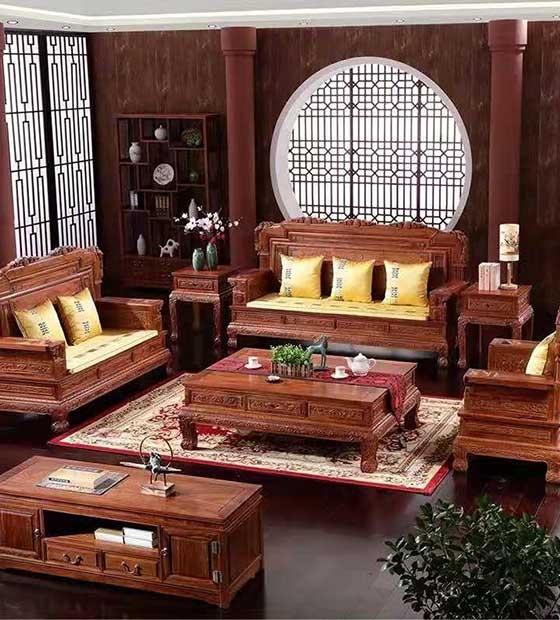 高端红木家具