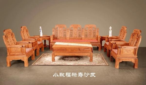 小象头福禄寿沙发