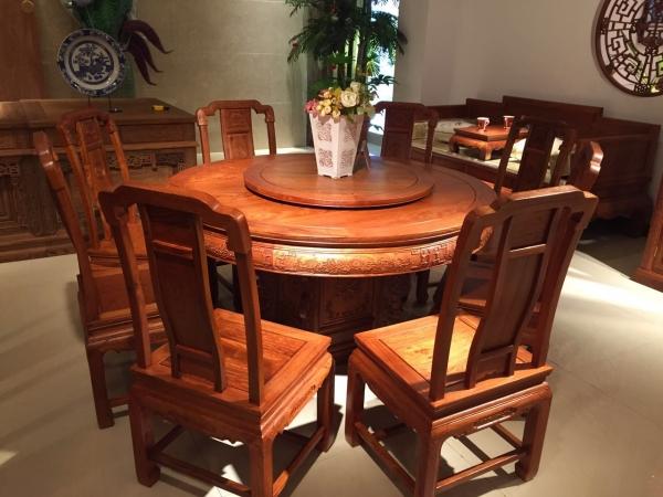 国色天香圆桌