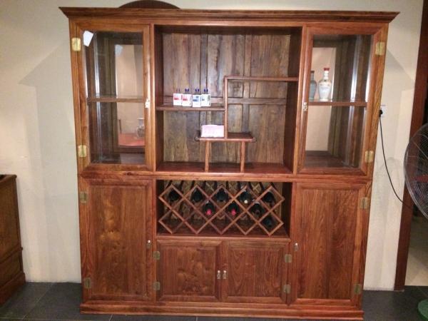 2米红酒柜
